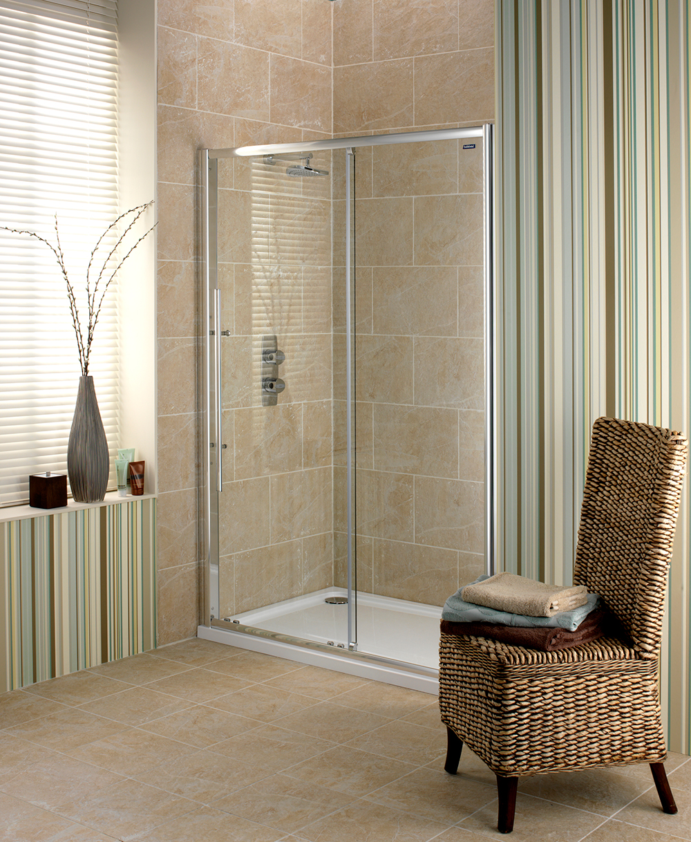Showerlux Linea Touch In A Recess & Don\u0027t Buy Showerlux Shower Doors...Until You\u0027ve Read This Guide