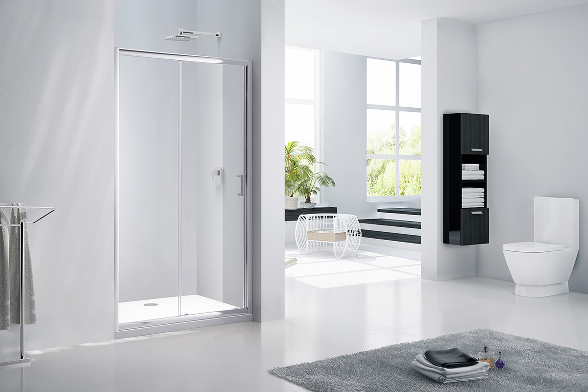 The Ultimate Shower Door Guide For 2019 Everything You