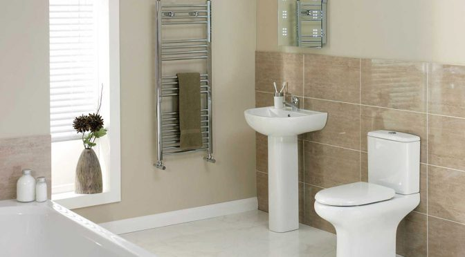 Stay Warm with an Electric Towel Rail