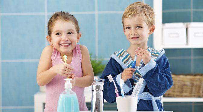 5 Imaginative and Creative Kids Bathroom Ideas