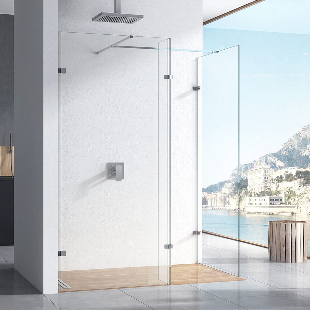 Walk In Shower With Flipper Panel.5 Of The Best Walk In Shower Enclosures You Should Buy In 2019