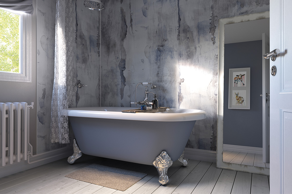Bathroom Wall Panels The Complete Guide To Choosing Fitting