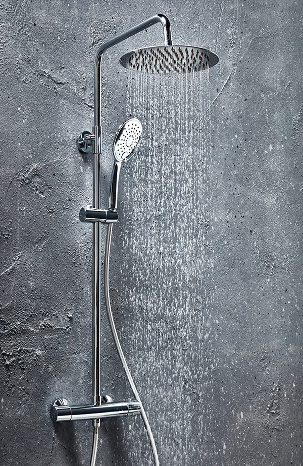 Scudo Messi Cool Touch Shower