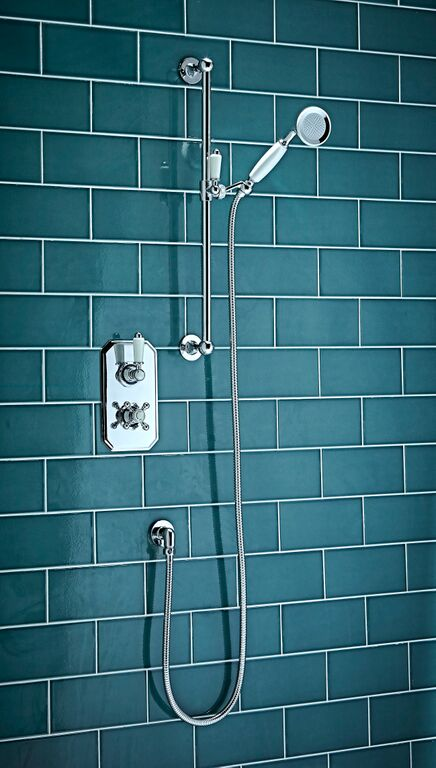 Scudo Traditional Shower Valve Kit