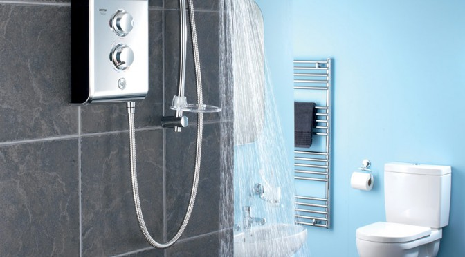 Why Choose An Electric Shower?