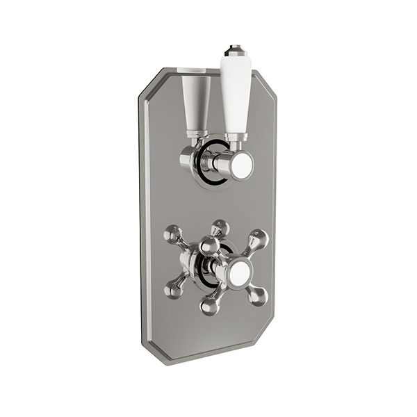 Scudo Traditional Concealed Shower Valve