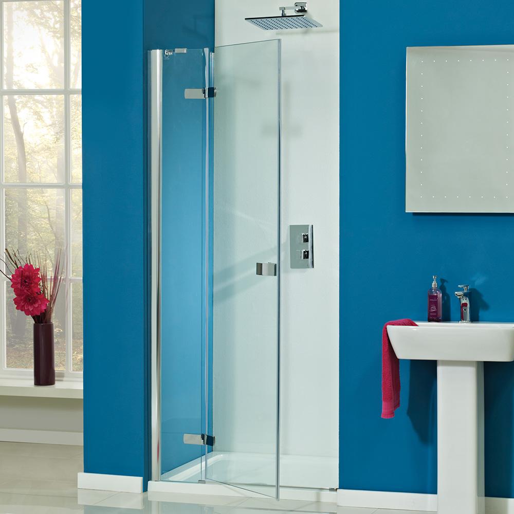Phoenix Idyllic 8mm Hinged Shower Door Amp Fixed Panel Se800