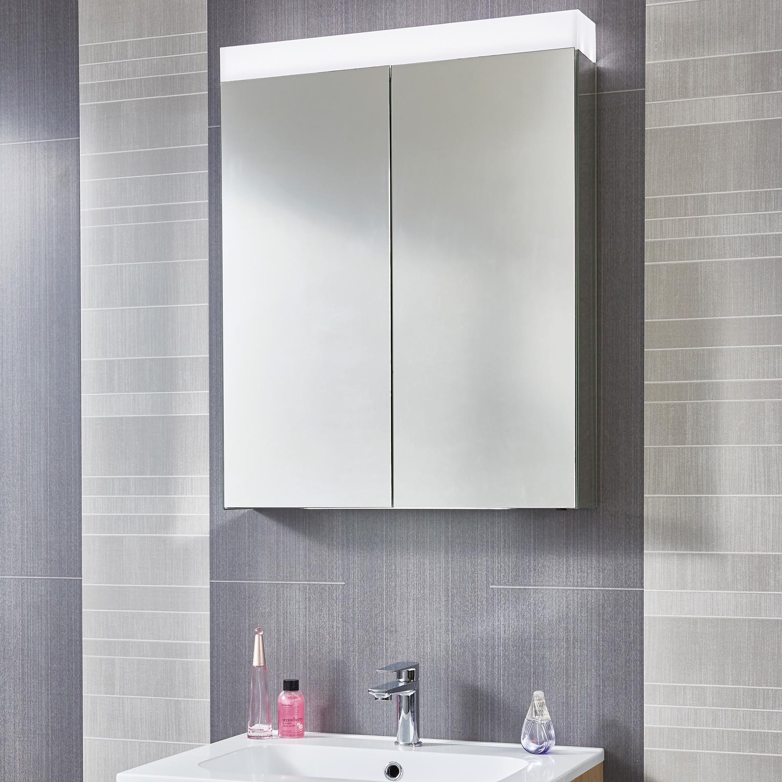 Phoenix Hailo Bathroom Mirror Cupboard