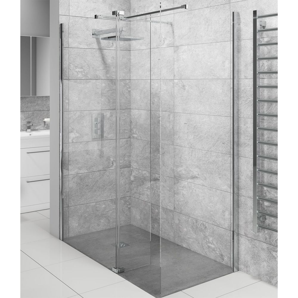 cheap 10mm wet room screens 10mm glass on a budget. Black Bedroom Furniture Sets. Home Design Ideas