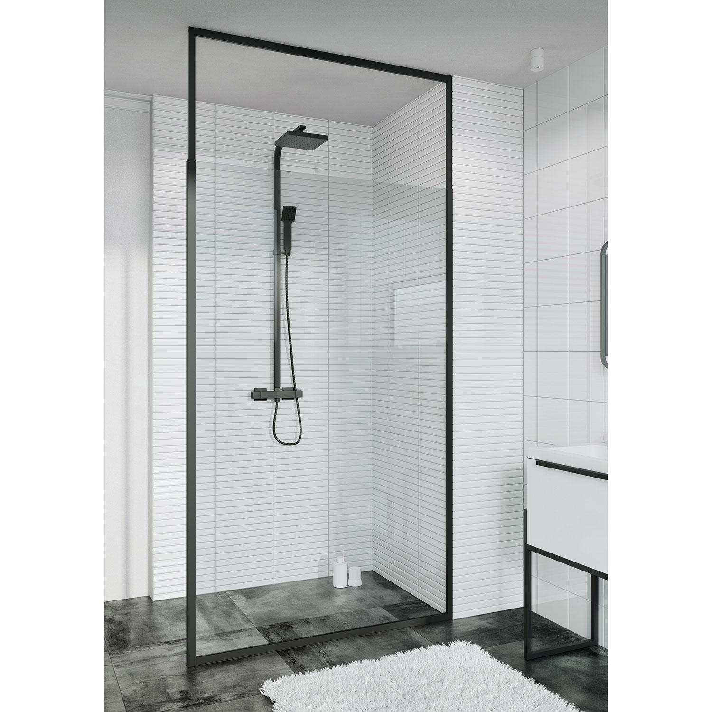 Shield Mono Floor To Ceiling Shower Screen Frame
