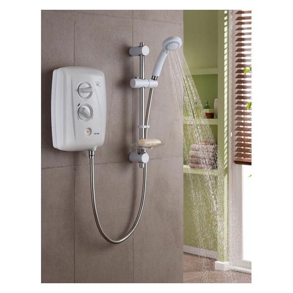 Triton T80z Fast Fitting Electric Shower 4 Power Options