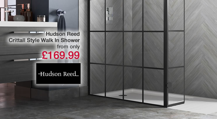 Hudson Reed Crittall Shower