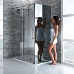 Aquaglass+ 8mm Sliding Shower Door