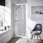 Grace Ella Small Bifold Shower Door
