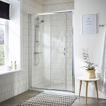 Ella Sliding Shower Door