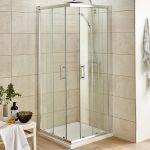 Pacific Corner Entry Shower Enclosure
