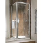 Twyford Hydr8 Hinged Shower Door 4 Sizes Available