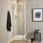 Apex EasyFit Hinged Shower Door