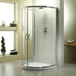Identiti U shaped shower enclosure