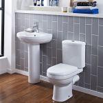 Premier Ivo Close Coupled WC & Basin Suite