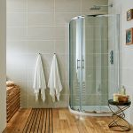 Scudo i6 6mm 2 Door Quadrant Shower Enclosure