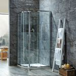 Scudo i8 8mm 2 Door Quadrant Shower Enclosure