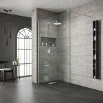 Jaquar 8mm Wetroom Shower Screen