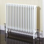 Nicole 3 column traditional radiator