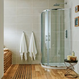 Scudo i6 Quadrant SHower Cubicle