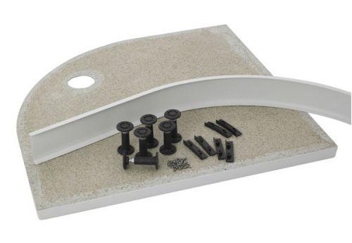 Easy plumb raising kit