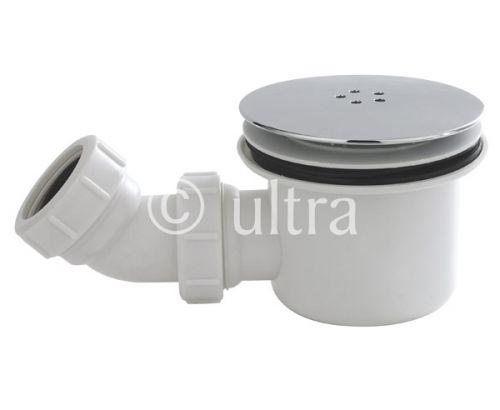 90mm fast flow shower waste
