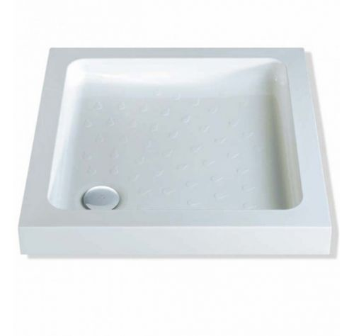 MX Classic 760 x 760mm Square Deep Shower Tray