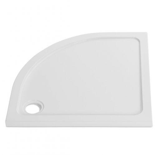 Kartell KVIT quadrant shower tray