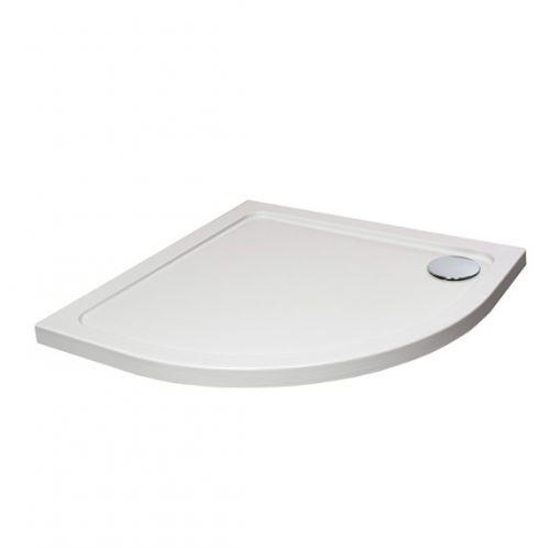 Kartell KVIT quadrant shower tray with shower waste