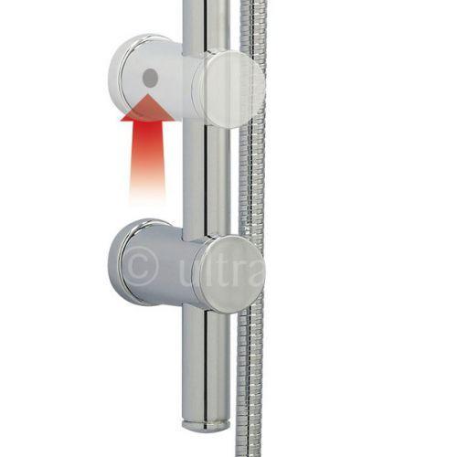 Slide Rail Kit Adjustable Brackets
