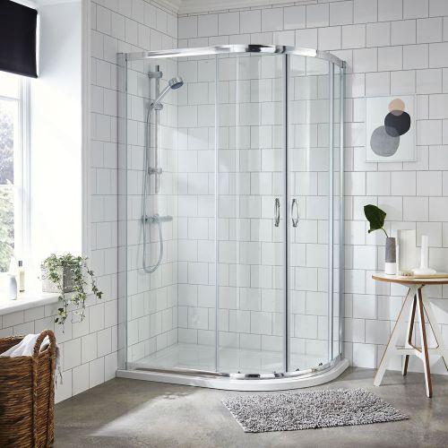Grace Ella Offset Quadrant Shower Enclosure