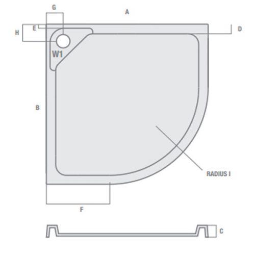 Expressions quadrant technical drawing