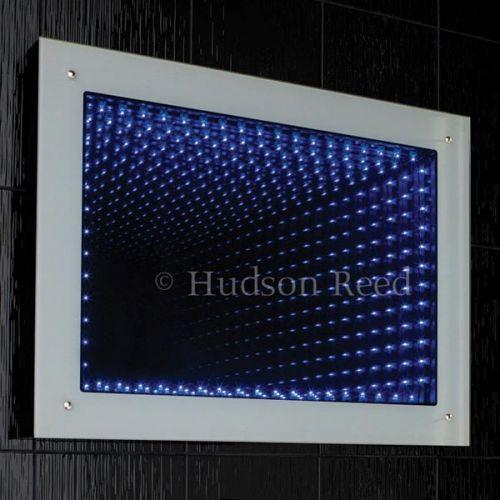 Hudson Reed Lucio Infinity Effect Mirror