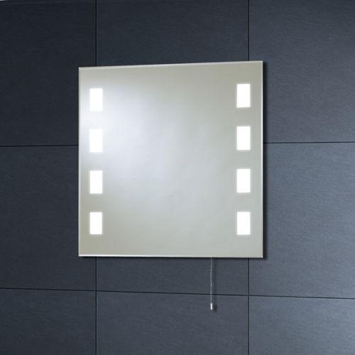 Phoenix Calisto Square Back-lit Mirror