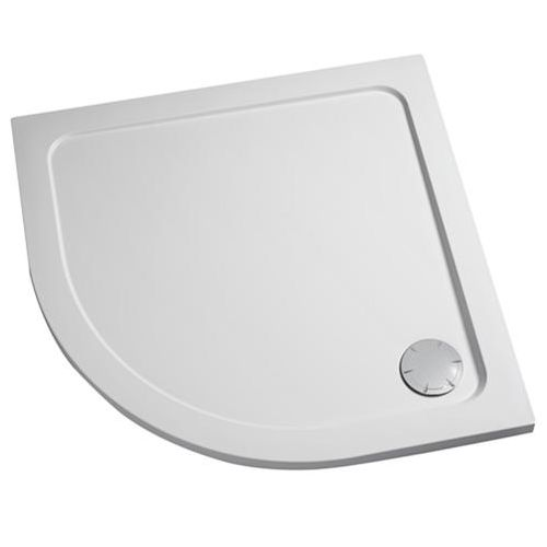 Mira Flight Quadrant Shower Tray 800 x 800mm