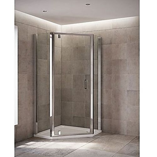 Mira Leap Pentangle Panels With Pivoting Door