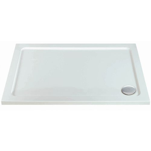 Phoenix Rectangular Shower Tray with  Corner Waste