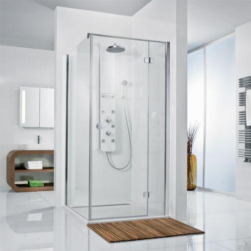 HSK Premium Softcube Hinged Shower Door