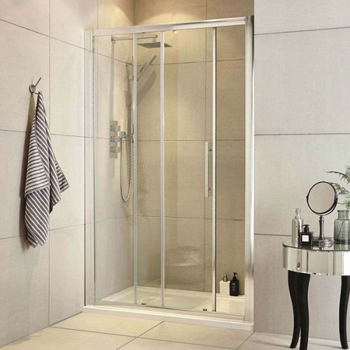 Hudson Reed Apex Sliding Shower Door