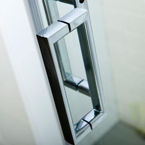 Aquatech handle detail