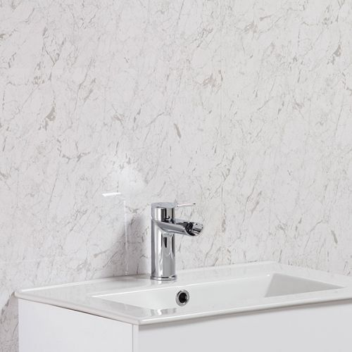 Aquatech Grey Marble wetwall panelling