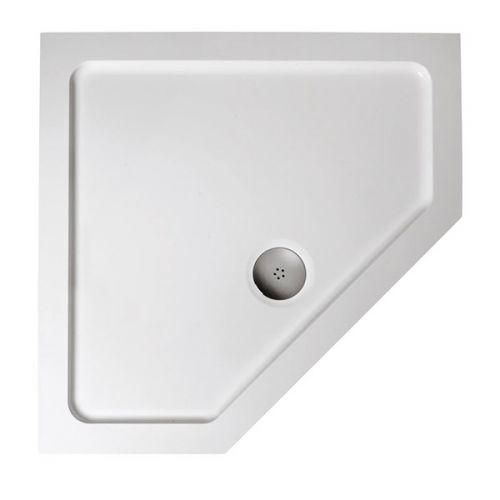Ideal Standard Simplicity 900x900mm pentagonal shower tray