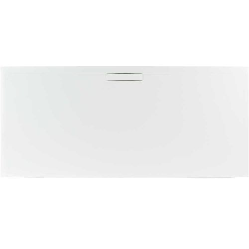 JT Evolved Gloss White rectangular shower tray