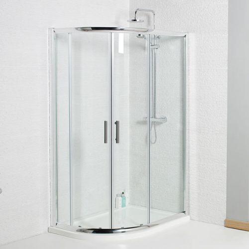 Kartell K-Vit Koncept 6mm Quadrant Shower Enclosure