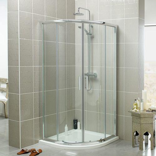 Koncept quadrant shower enclosure 800x800 & 900x900